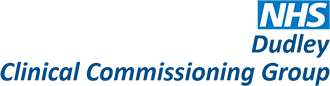 NHS Dudley Clinical Commissioning Group logo